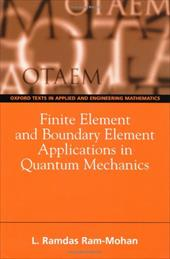 Finite Element and Boundary Element Applications in Quantum Mechanics 569642