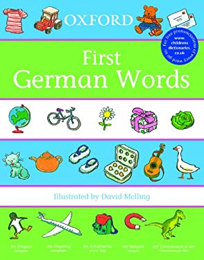 First German Words 9780199110032