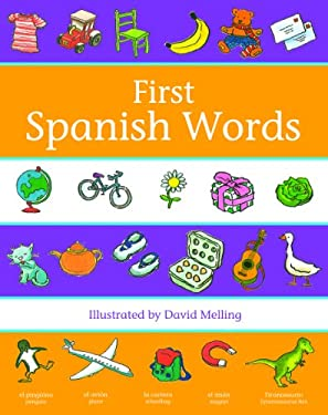 First Spanish Words 9780199110049