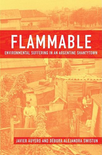 Flammable: Environmental Suffering in an Argentine Shantytown 9780195372939