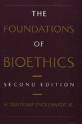 Foundations of Bioethics 9780195057362