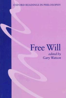 Free Will 9780198750543