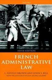 French Administrative Law