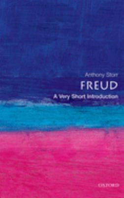 Freud: A Very Short Introduction 9780192854551