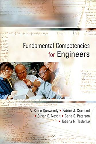Fundamental Competencies for Engineers 9780195422177