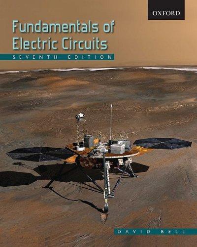 Fundamentals of Electric Circuits 9780195425246