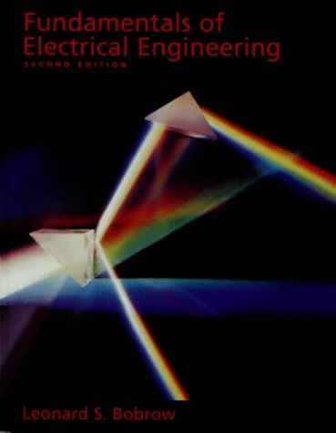 Fundamentals of Electrical Engineering 9780195105094