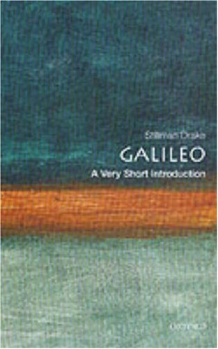 Galileo: A Very Short Introduction 9780192854568