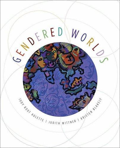 Gendered Worlds 9780195371116