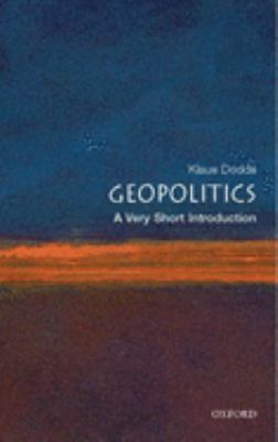 Geopolitics: A Very Short Introduction 9780199206582