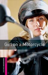 Girl on a Motorcycle 526402