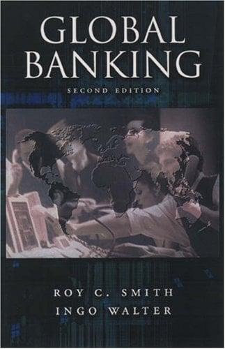 Global Banking 9780195134360
