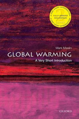 Global Warming: A Very Short Introduction 9780199548248