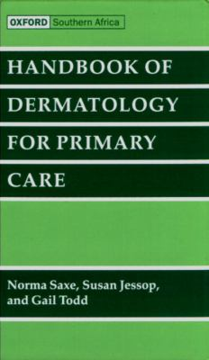 Handbook of Dermatology for Primary Care 9780195711295