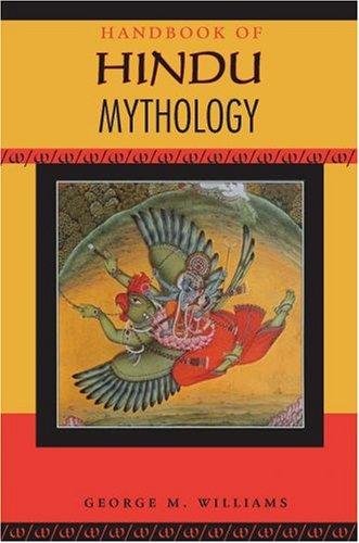 Handbook of Hindu Mythology 9780195332612
