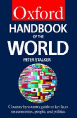 Handbook of the World 9780192800930