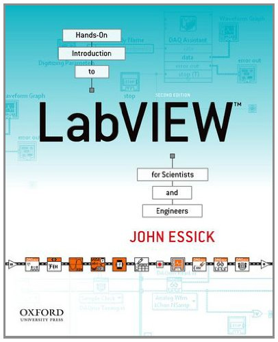 Hands-On Introduction to LabVIEW for Scientists and Engineers 9780199925155