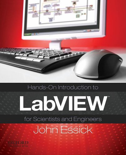 Hands on Introduction to LabVIEW for Scientist and Engineers 9780195373950