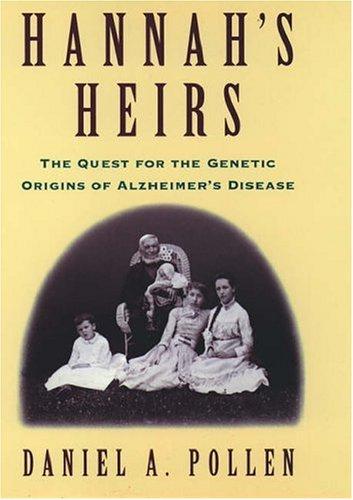 Hannahs Heirs Quest Genetic Origin 9780195068092