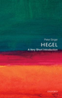 Hegel: A Very Short Introduction 9780192801975