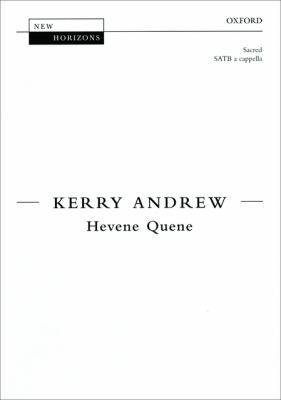 Hevene Quene: Sacred Satb A Cappella 9780193355606