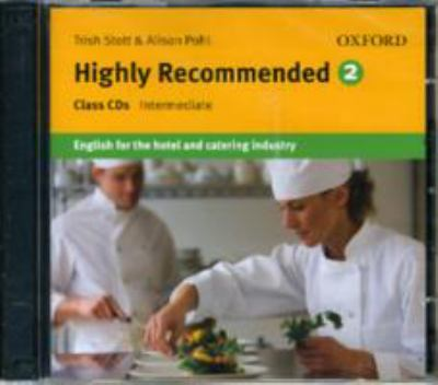 Highly Recommended 2: Class Audio CD 9780194577533