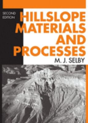 Hillslope Materials and Processes 9780198741831