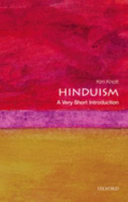 Hinduism: A Very Short Introduction 9780192853875