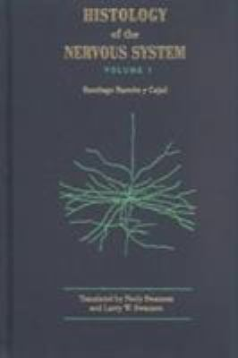 Histology of the Nervous System of Man and Vertebrates: Two-Volume Set 9780195074017
