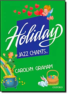 Holiday Jazz Chants: Student Book 9780194349277