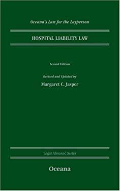 Hospital Liability Law 9780195339000
