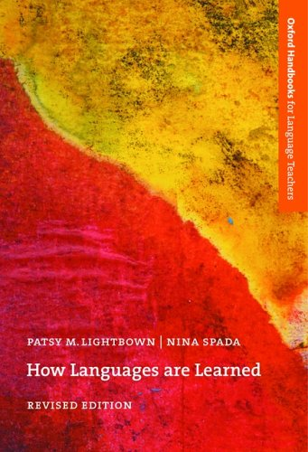 How Languages Are Learned 9780194370004