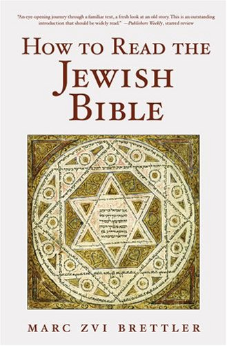 How to Read the Jewish Bible 9780195325225