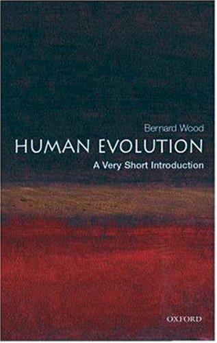 Human Evolution 9780192803603