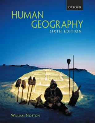 Human Geography 9780195430349