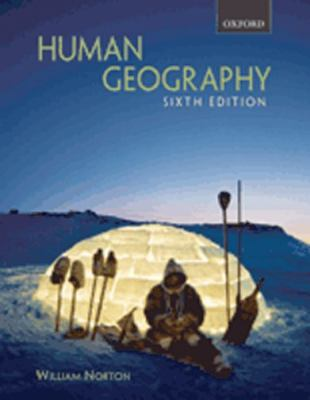 Human Geography 9780195425116
