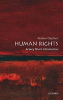 Human Rights: A Very Short Introduction 9780199205523