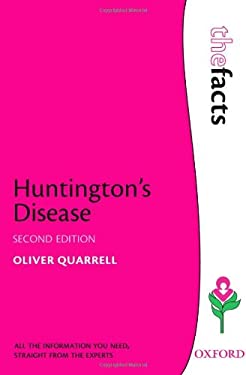 Huntington's Disease 9780199212019
