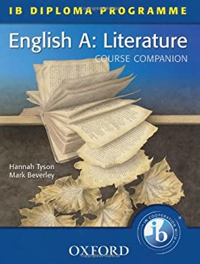 English A: Literature Course Companion 9780199135417