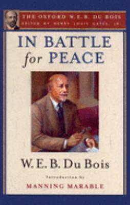 In Battle for Peace: The Story of My 83rd Birthday 9780195325850