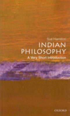 Indian Philosophy: A Very Short Introduction 9780192853745