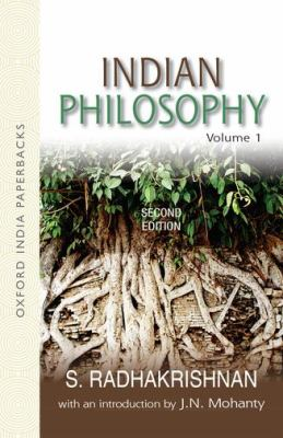 Indian Philosophy, Volume 1 9780195698411