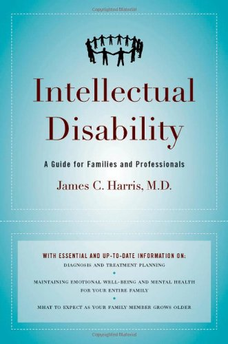 Intellectual Disability: A Guide for Families and Professionals 9780195145724