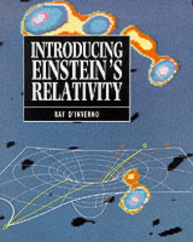 Introducing Einstein's Relativity 9780198596868