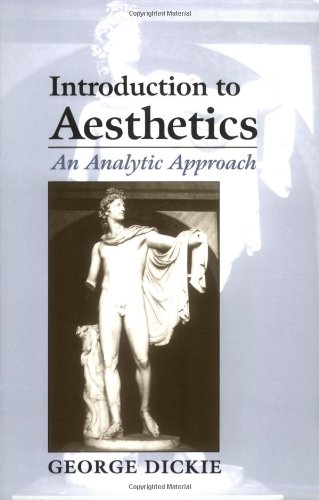Introduction to Aesthetics: An Analytic Approach 9780195113044