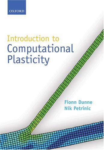 Introduction to Computational Plasticity 9780198568261
