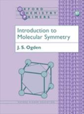 Introduction to Molecular Symmetry 571435