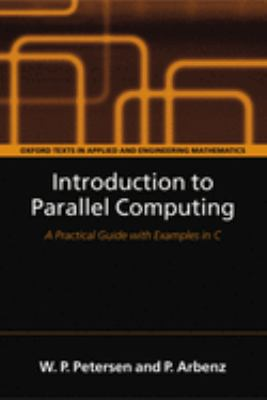Introduction to Parallel Computing 9780198515777