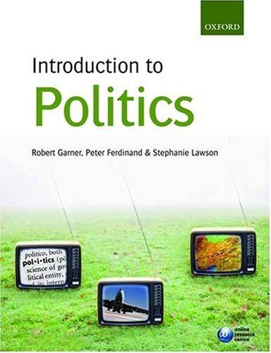 Introduction to Politics 9780199231331