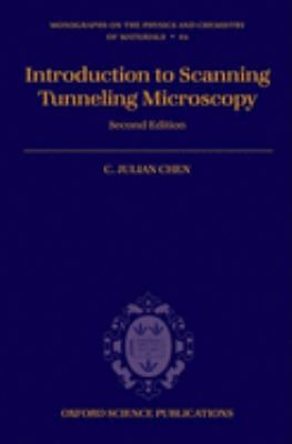Introduction to Scanning Tunneling Microscopy 9780199211500